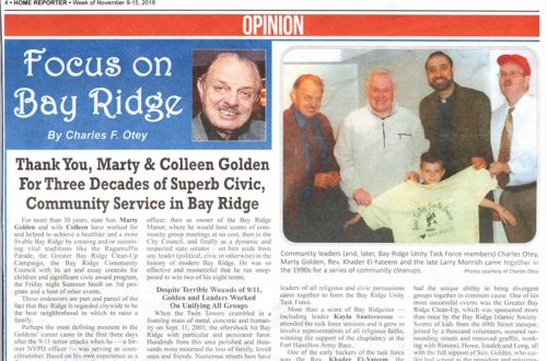 marty golden did not win
